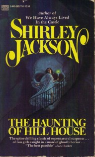 Image result for the haunting of hill house original book cover