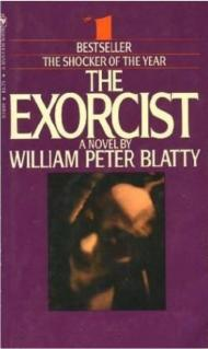 Image result for the exorcist original book cover
