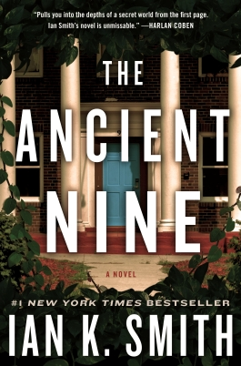 Ancient Nine cover